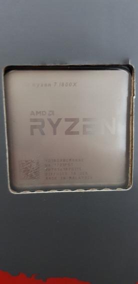 Cpu Amd Ryzen 7 1800x Box