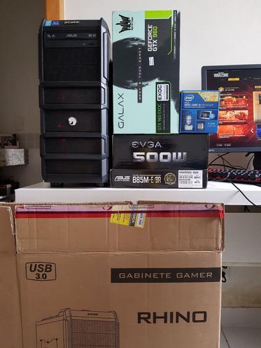 Pc Gamer I5 4590 Gtx 960 16gb Ram