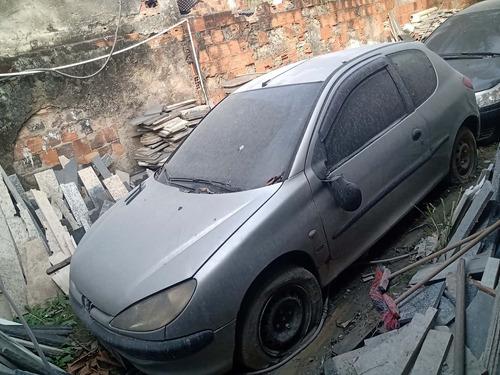 Peugeot 206 2003 1.0 16v Selection 3p