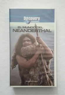 Vhs El Mundo Del Neanderthal