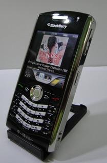 Celular Blackberry Pearl 8120 ( Vintage ) Color Negro
