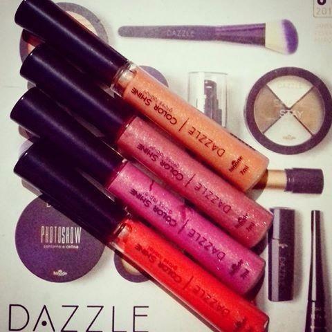 Gloss Labial Colour Shine - Dazzle