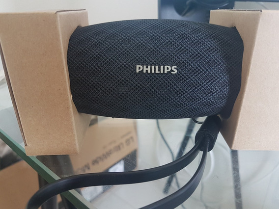 Vendo Caixa De Som Bluetooth - Philips Bt6900b/00 - À Prova