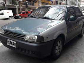 Volkswagen Gol 1.6 Gl Mi 1998 5 Puertas