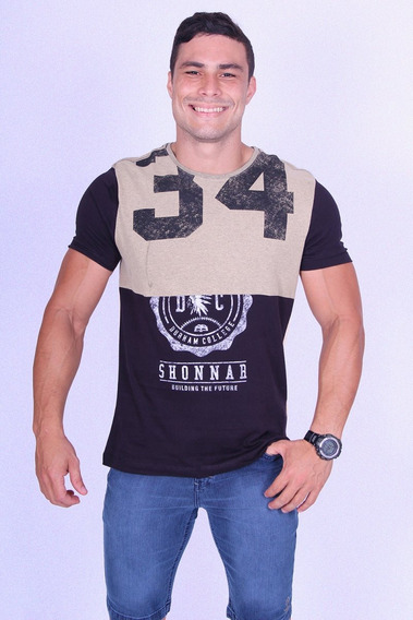 Camiseta Shonnar Uz3-51225 - Asya Fashion