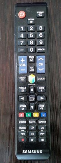 Smart Tv Samsung 48 Polegadas Curva - Para Retirada De Peças