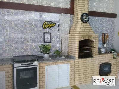 Casa Com 4 Dormitórios À Venda, 300 M² Por R$ 1.680.000 - Recreio Dos Bandeirantes - Rio De Janeiro/rj - Ca0137