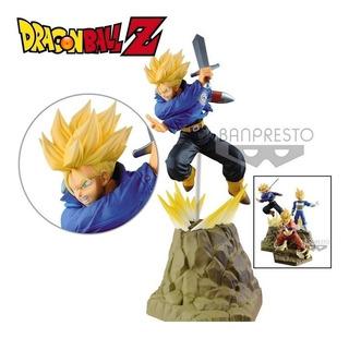 Banpresto Trunks Absolute Perfection Figure Dragon Ball Z