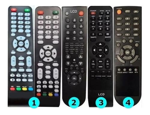 Control Remoto Lcd Led Normende Directo Y  Específico Envío
