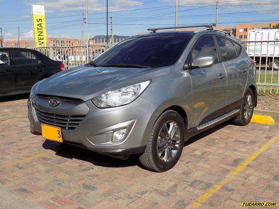 Hyundai Tucson Ix-35 Gls 2.0cc T At Aa 4x4