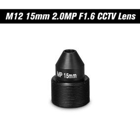 Hd 2.0 Megapixel Lente Pinhole M12 Cctv Mtv 15mm Lente 1 /