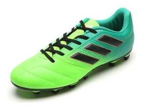 Chuteira Masculina Campo adidas Ace 17.4 Verde
