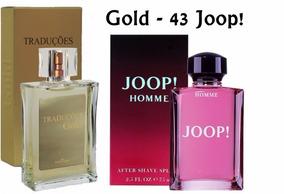 Perfume Tradução Gold 43 - Joop!