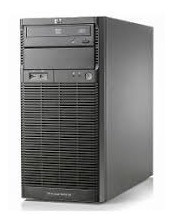Servidor Hp Proliant Ml110 G6 - Xeon 2.4ghz, 8gb Ram, 250 Hd
