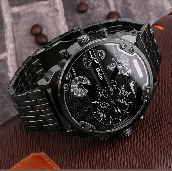 Relógio Masculino Oulm 3548 Promoção
