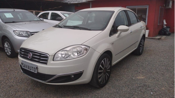 Fiat Linea Absolute 1.8 Flex Dualogic 4p