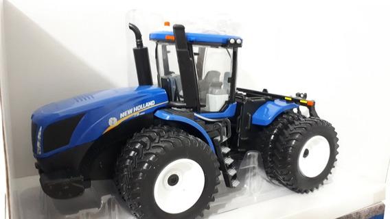 Miniatura Trator Agrícola New Holland T9.450 - Eacala 1/32