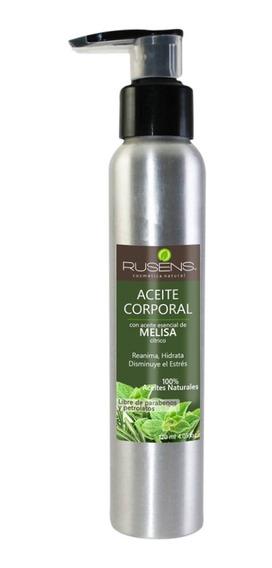 Aceite Para Masaje De Melisa Rusens Aromatico Relajante