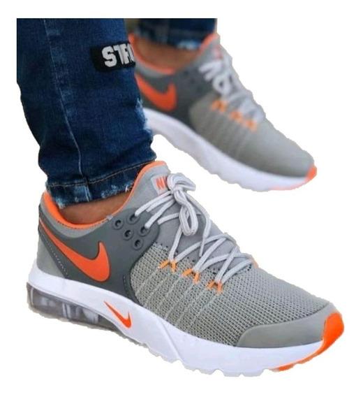 Tenis Hombre Lindas Zapatillas Nike Caballero Oferta