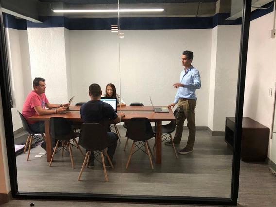 Coworking, Oficinas Virtuales, Hot Desks, Dedicated Desks