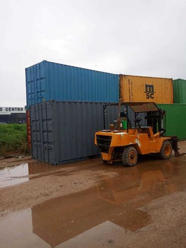 Containers Marítimos 20' Y 40' Operativos