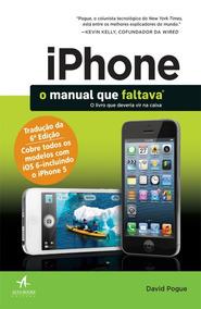 iPhone - O Manual Que Faltava