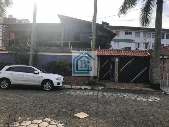 Sobrado Residencial À Venda, Canto Do Forte, Praia Grande - So0041. - V60239198