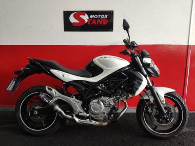 Suzuki Gladius 650 2015 Branca Branco