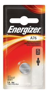 Pila Boton Energizer A76 Lr44 Ag13 - Factura A / B