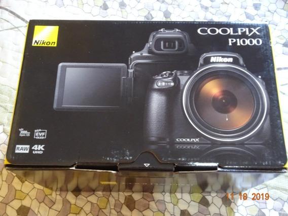Câmara Nikon P1000