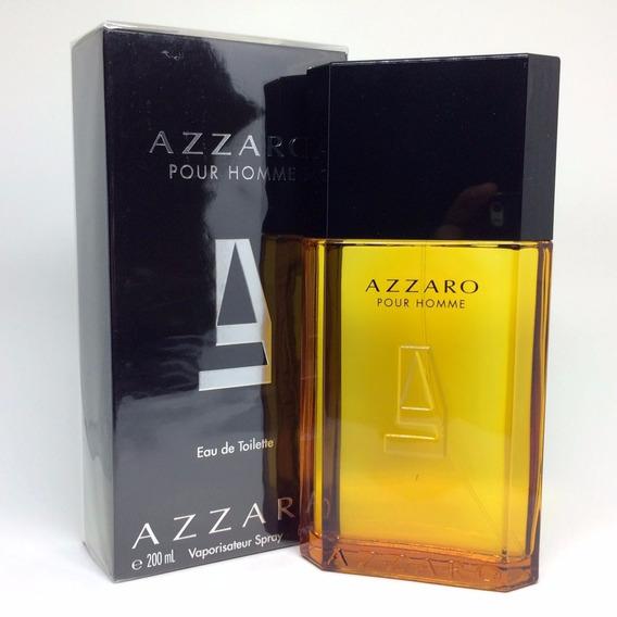 Perfume Azzaro 200ml Masculino   Original Lacrado