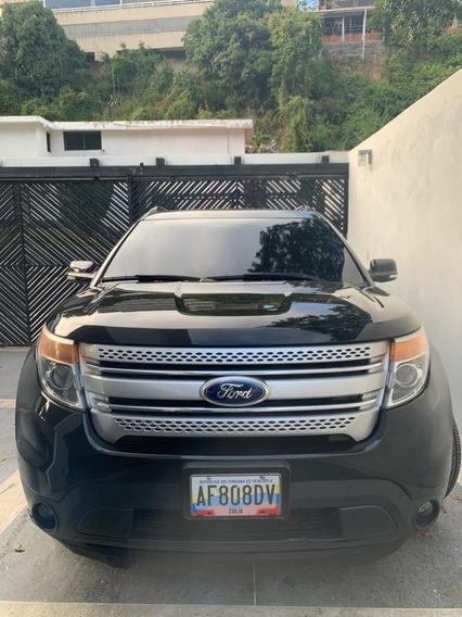 Ford Explorer Limite 4x4