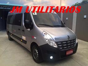Renault Master Ano 2014 L3h2 Executiva Marticar Jm Cod 454