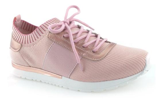 Tênis Feminino Jogging Via Marte 16201