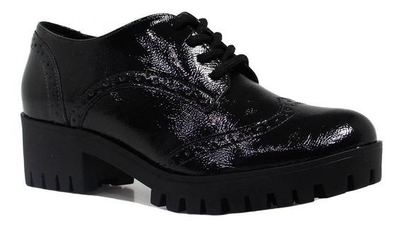 Sapato Feminino Via Marte Oxford 18-607