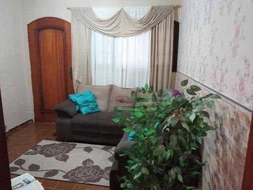 Imagem 1 de 8 de Casa Com 2 Dormitórios À Venda Por R$ 191.000 - Parque Residencial Nova Caçapava - Caçapava/sp - Ca4513