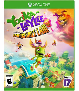Yooka Laylee And The Impossible Lair /*xbox One*/ Offline