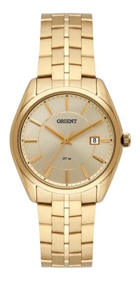 Relógio Orient Feminino Dourado Fgss1160 C1kx + Nota Fiscal + Garantia