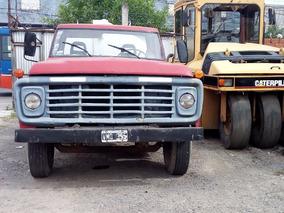 Camion Regador - Ford 6000