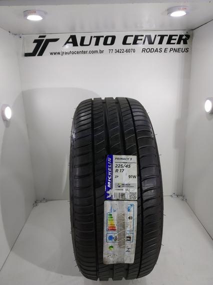Pneu 225/45/17 Michelin Primacy 3 Zp (runflat)