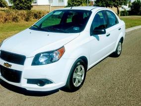 Chevrolet Aveo 1.6 Ls Aa Radio Airbag Facelift Mt 2016