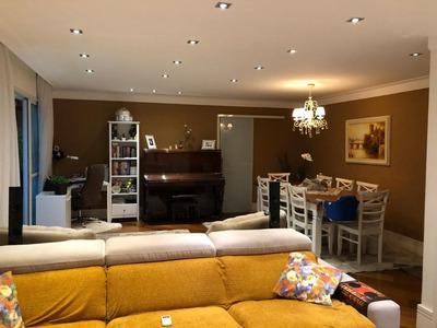 Apartamento Com 3 Dormitórios À Venda, 126 M² Por R$ 780.000 - Jardim Wanda - Taboão Da Serra/sp - Ap0726