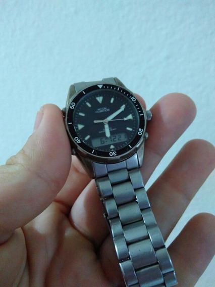 Relógio Cosmo Original Os10886 Ótimo Estado Antigo