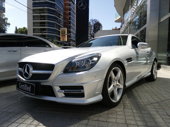 Mercedes-benz Clase Slk 3.0 Slk350 Cgi B.efficiency At 2014