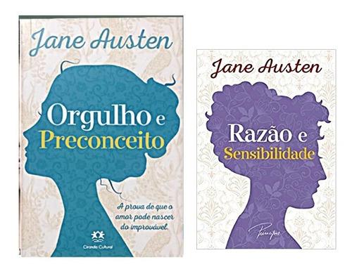 Livros O Morro Dos Ventos Uivantes + Orgulho E Preconceito