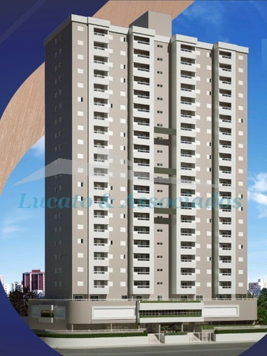 Apartamento Na Guilhermina, 02 Dormitórios Sendo 01 Suíte - Ap02103 - 68508965