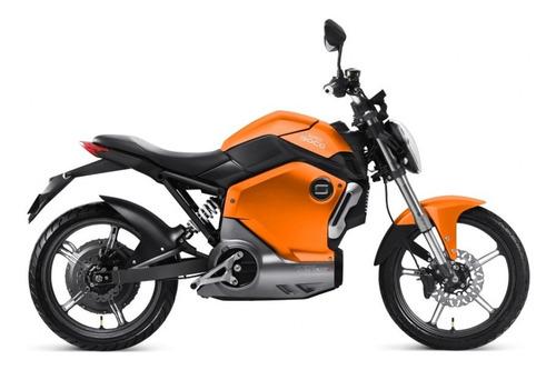 Moto Eléctrica Veems Super Soco Ts Batería Litio Extraíble
