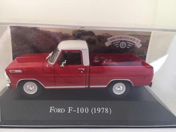 Miniatura Ford F-100 1978