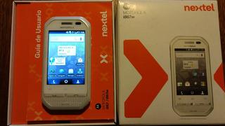 Telefono Celular Motorola Nextel I867w