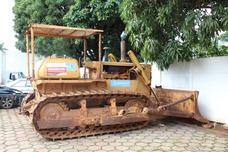 Trator De Esteira Komatsu D656 1973